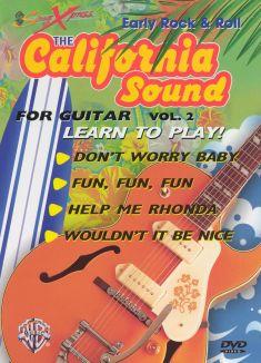 California Sound for Guitar, Vol. 2