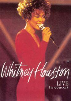 Whitney Houston: Live in Concert