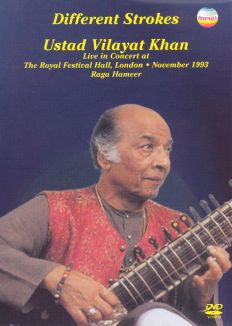 Ustad Vilayat Khan: Different Strokes