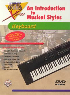 Ultimate Beginner Xpress: An Introduction to Musical Styles - Keyboard