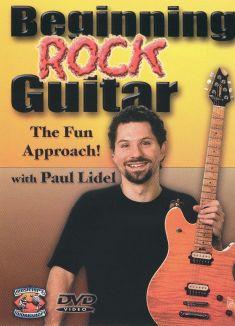 Beginning Rock Guitar: The Fun Approach