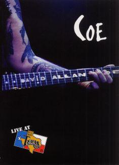 David Allan Coe: Live at Billy Bob's