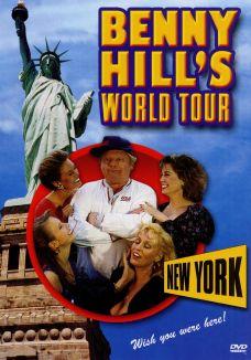 Benny Hill in New York
