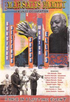 Marsalis Family: A Jazz Celebration