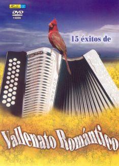 15 éxitos de Vallenato Romántico