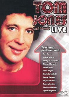 Tom Jones: Tom Jones and Friends Live