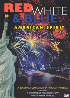 Red, White & Blue: American Spirit