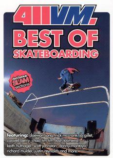 411 Video Magazine: Best of Skateboarding