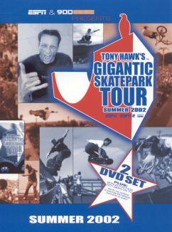 Tony Hawk's Gigantic Skatepark Tour 2002