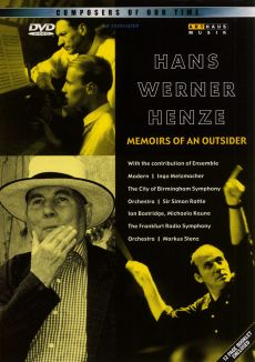 Hans Werner Henze - Memoirs of an Outsider