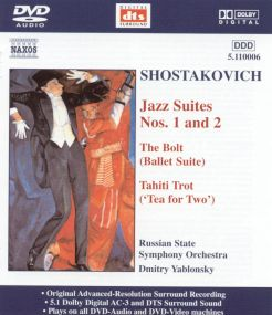 Shostakovich: Jazz Suites 1 & 2