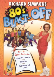 Richard Simmons: '80s Blast-Off
