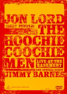 John Lord and the Hoochie-Coochie Men: Live at the Basement