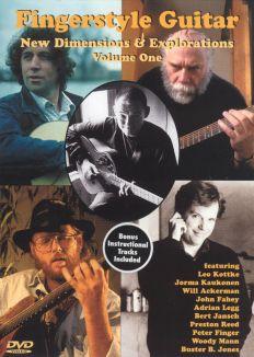 Fingerstyle Guitar: New Dimensions & Explorations, Vol. 1