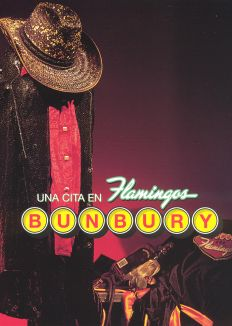 Enrique Bunbury: Una Cita en Flamingos