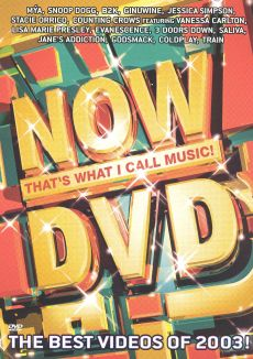 Now That's What I Call Music! The Best Videos of 2003