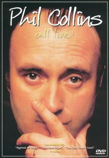 Phil Collins: All Live