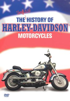 The Unofficial History of Harly-Davidson Motorcycles