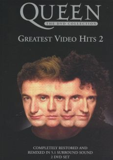 Queen: Greatest Video Hits, Vol. 2