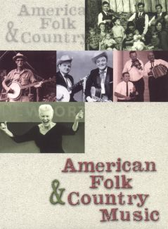 American Folk and Country Music