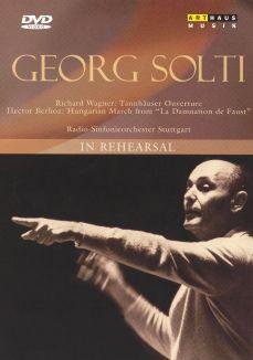 Georg Solti in Rehearsal