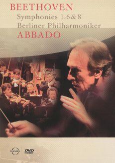 Claudio Abbado/Berliner Philharmoniker: Beethoven - Symphonies 1, 6 & 8