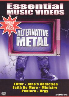 Essential Music Videos: Alternative Metal