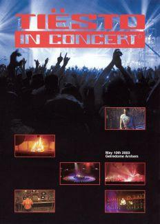 DJ Tiësto: Tiësto in Concert