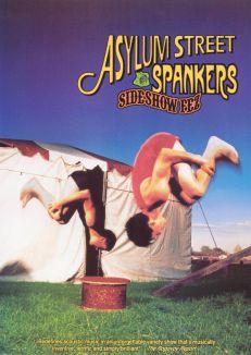 Asylum Street Spankers: Sideshow Fez