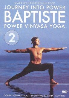 Baron Baptiste: Journey Into Power, Level 2 - Power Vinyasa Yoga
