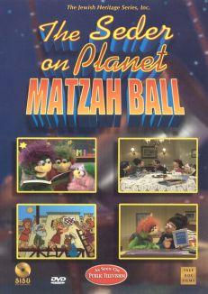 Seder on Planet Matzah Ball