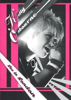 Kelly Osbourne: Live in London