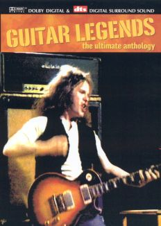 Guitar Legends: The Ultimate Anthology