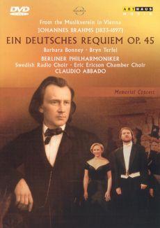 Brahms: Ein Deutsches Requiem Op. 45