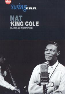 """Nat """"King"""" Cole: Soundies & Telescriptions"""