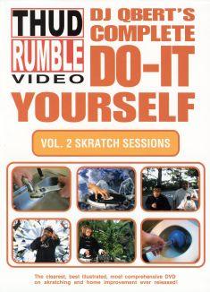 DJ Qbert: Complete Do-It-Yourself, Vol. 2 - Skratch Sessions