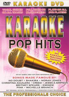 Karaoke: Pop Hits