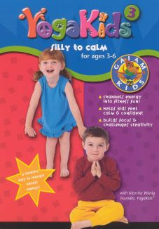 YogaKids 3: Silly to Calm