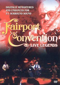 Fairport Convention: Live Legends