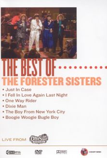 Live From Rock 'n' Roll Palace: The Best of The Forester Sisters