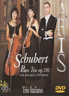 Schubert: Piano Trio Op. 100, Piano Trio D. 897
