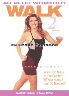 40 Plus Workout Walk with Leslie Sansone