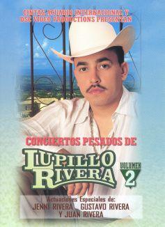 Lupillo Rivera: Conciertos Pesados De, Vol. 2