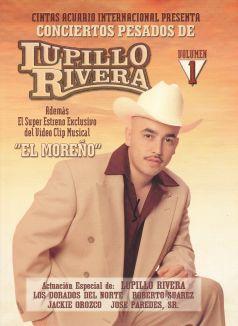 Lupillo Rivera: Conciertos Pesados De, Vol. 1