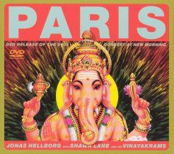 Hellborg/Lane/Selvaganesh: Live in Paris