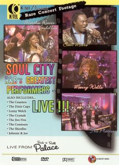 Soul City: R&B's Greatest Performers - Live