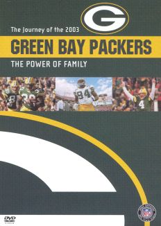 NFL: 2003 Green Bay Packers Team Video - The Power of Family