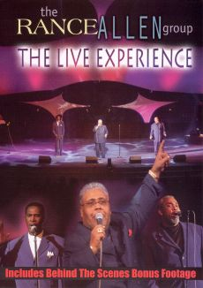 The Rance Allen Group: The Live Experience