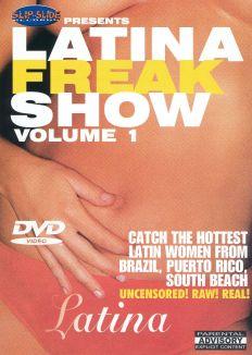 Latino Freak Show, Vol. 1