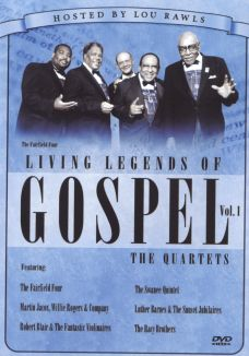 Living Legends of Gospel: Quartets, Vol. 1